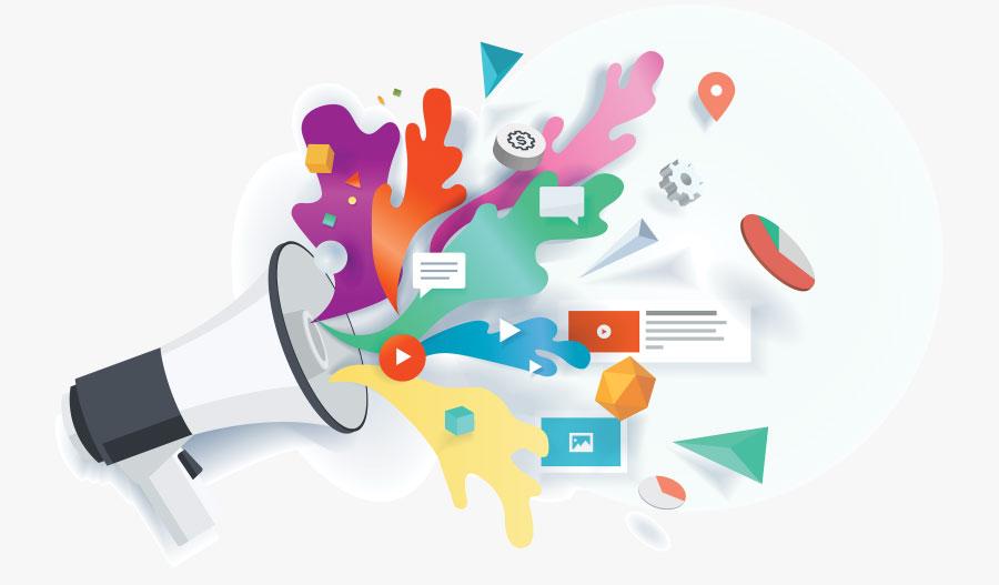 تبلیغات - what is internet advertising - انواع تبلیغات: راهنمای کامل تبلیغ در سال 2021 -